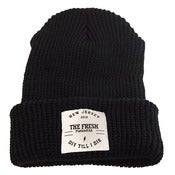 Image of DIY BLACK BEANIE