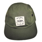 Image of DIY MILITARY RIP-STOP CAMP CAP