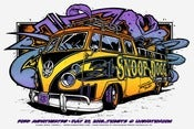 Image of SNOOP DOGG AND 311 VW BUS