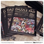 Image of Filter017 Dazzle Pad ( Mice Pad )