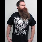 Image of INQUISITION &quot;INTO THE INFERNAL REGIONS&quot; SHIRT