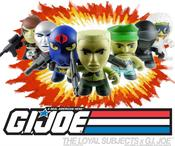Image of G.I. JOE MINI SERIES  CASE PACK - Hasbro - The loyal Subjects
