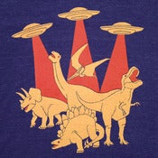 Image of Dinosaurs vs Aliens Tshirt
