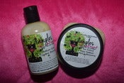 Image of  Tangles and Beyond  Moisture Soak Organic Shampoo and Shea Butter Creme Minis!