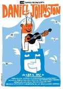 Image of Daniel Johnston poster