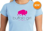 Image of Buffalo Girl - Blue716