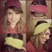 Image of Crochet Turban