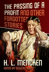 Image of The Passing of a Profit &amp; Other Forgotten Stories
