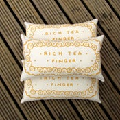 Image of Rich Tea Finger Biscuit Cushion