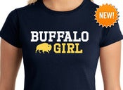 Image of Buffalo Girl - Hockey