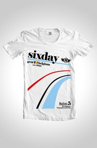 Image of Iljo Keisse Signature SIXDAY Cycling T-Shirt