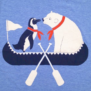 Image of Canoe Friends T-shirt