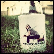 Image of KILEY EVANS Beverage Koozie