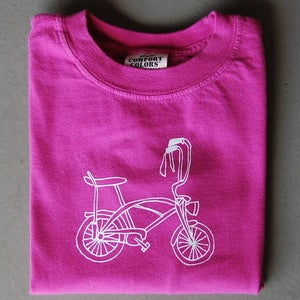 Image of Bike Ride Long-Sleeved Children's Tee