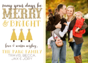 Image of Merry Glam Holiday Card