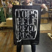 Image of Topshelf Records - 2x3 foot logo flag