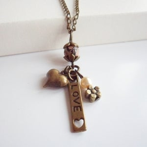 Image of One True Love Necklace
