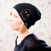 Image of Organic Cotton Ghost Beanie