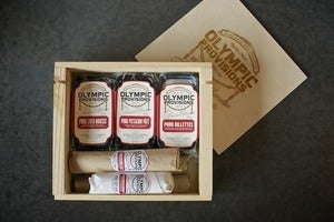 French Charcuterie Fete - $125 (Includes UPS Shipping)