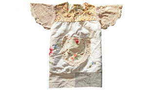 Image of lovely vintage tunic large