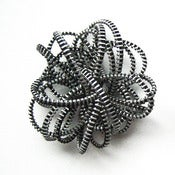 Image of Zest Brooch - Abstract Medium