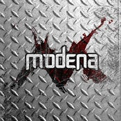 Image of MODENA: self-titled EP!