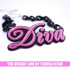Image of XL DIva Necklace