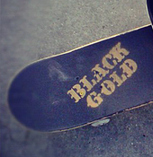 Image of BLACK GOLD GRIP