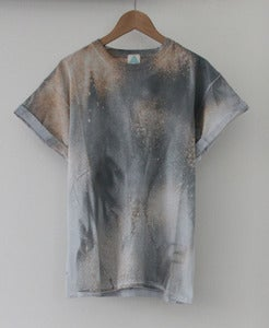 Image of Winter Galaxy Tie Dye Tee