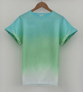 Image of Ocean Dip Dye Tee