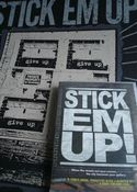 Image of stick 'em up DVD/print combo