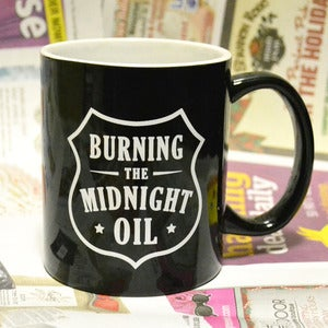 Image of Midnight Oil (mug)