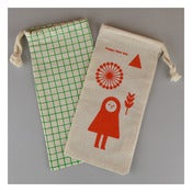 Image of DRAWSTRING BAGS by MMMG