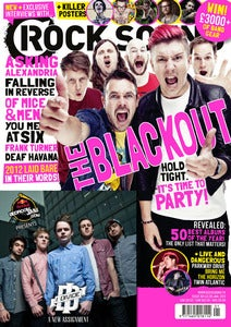 Image of ISSUE 169 / THE BLACKOUT + FREE POSTERS