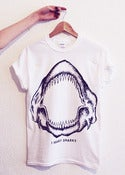 "Image of I Heart Sharks ""Only Jaws"" T-Shirt"