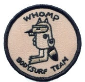 Image of WHOMP TEAM PATCH