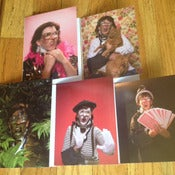 Image of Sheila Saputo Greeting Card Set