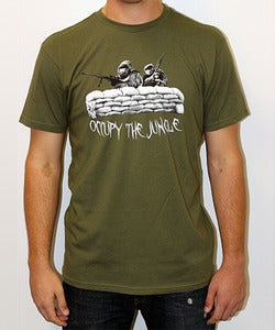 Image of Guys | Occupy The Jungle | Sustainable Crew | Green