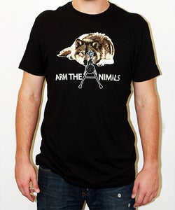 Image of Guys | M-16 Wolf | Sustainable Crew | Black