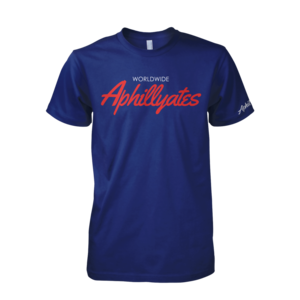 Image of Worldwide Aphillyates Tee (Navy)