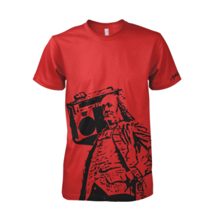 Image of Ben Jammin' Tee (Red)