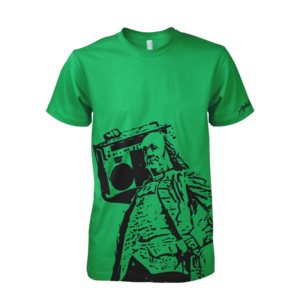Image of Ben Jammin' Tee (Green)