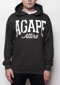 Image of &quot;Collegiate&quot; Pullover Hoodie