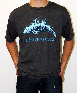 Image of Guys | Seavenge | Crew | Charcoal Heather