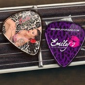 Image of Emily Parker photo guitar picks