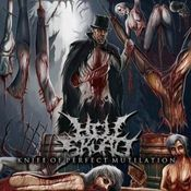 Image of Hell Skuad - Knife of perfect mutilation