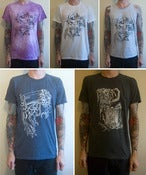 Image of VinoSangre tshirts by Emma Sailor