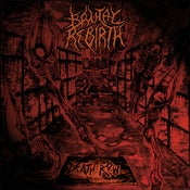 Image of BRUTAL REBIRTH  &quot;Death Row&quot;  CD