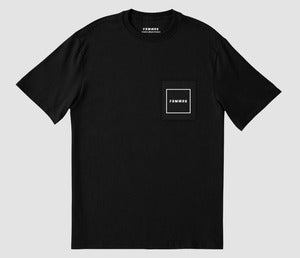 Image of Pocket Logo - Black