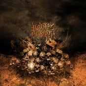 Image of BRUTAL REBIRTH &quot;Hate Over All&quot;  CD 